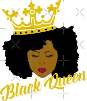 """black queen afro natural hair"