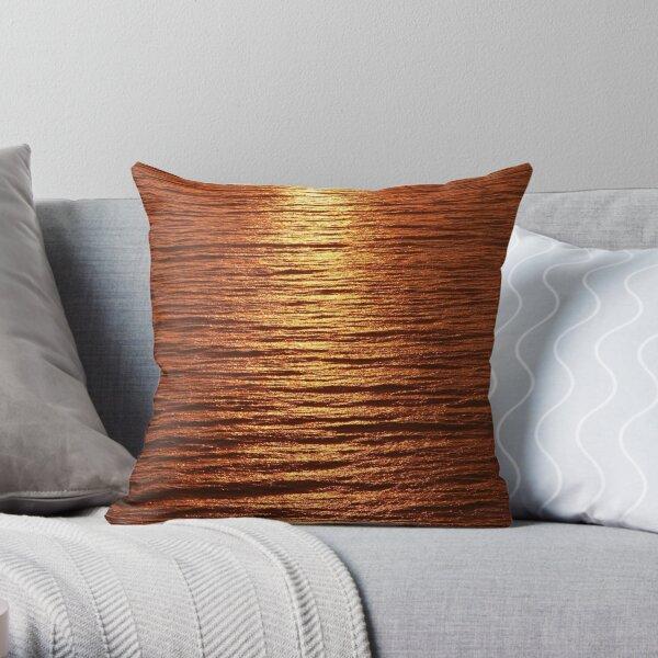 bronze pillows cushions redbubble