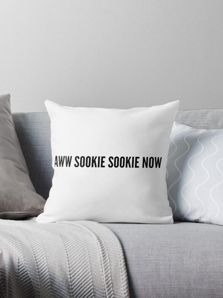 Sookie Sookie Now : sookie, Sookie, Throw, Pillow, BriannaCole, Redbubble