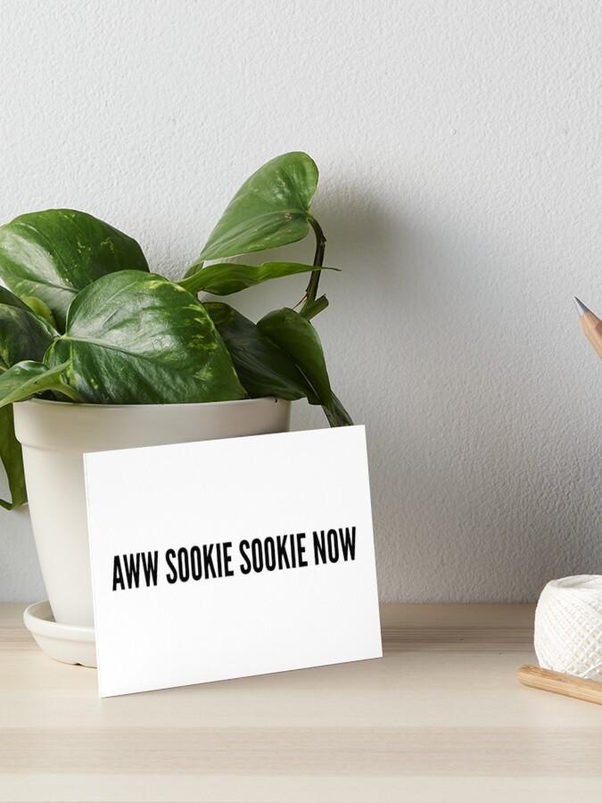 Sookie Sookie Now : sookie, Sookie, Board, Print, BriannaCole, Redbubble