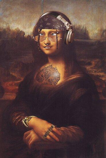 Body Morphogenesis for Mona Lisa by atomikboy