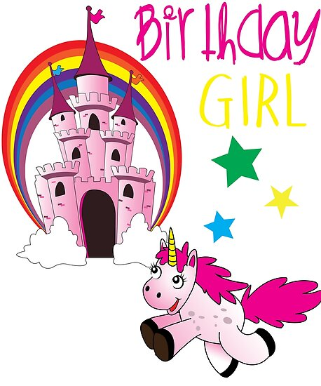 unicorn dream big birthday