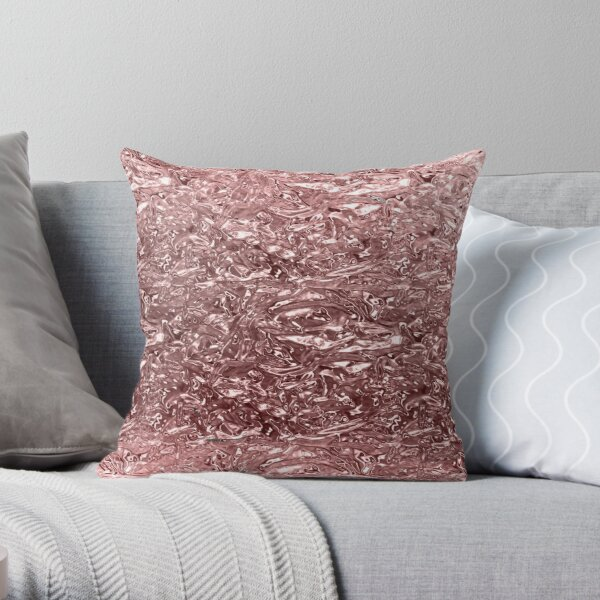 glam glamour pillows cushions redbubble