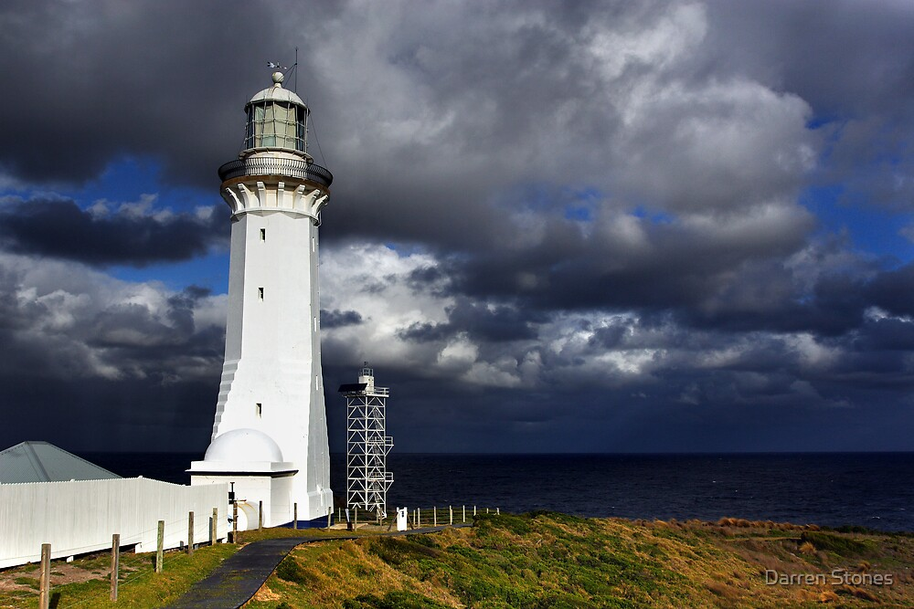 Green Cape Lighthouse by Darren Stones  Redbubble