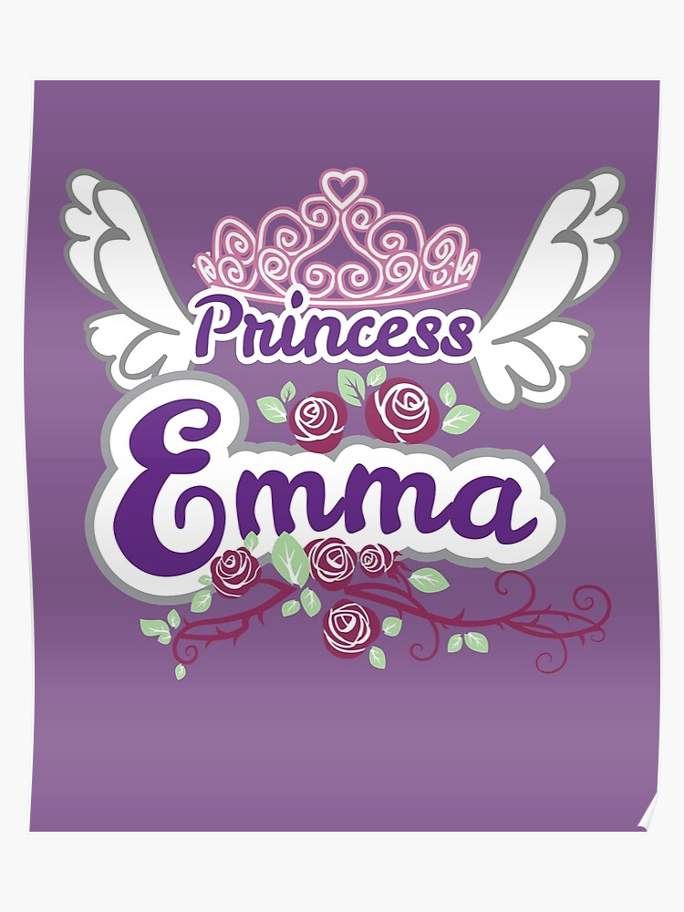 princess emma customized kids