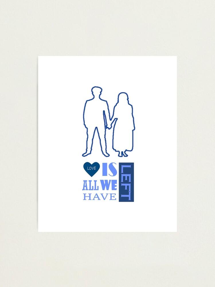 U2 Love Is All We Have Left : Outline, Slogan