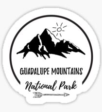 Guadalupe Mountains National Park Gifts & Merchandise