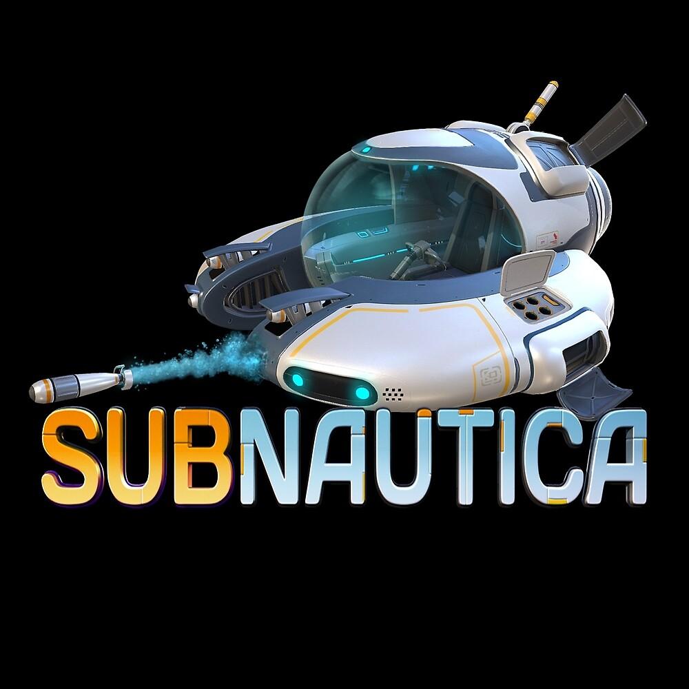 subnautica seamoth by xnightassassinx