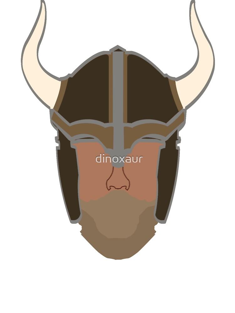 Dans la bd astérix, sur les déguisements, le dessin animé vic le viking ou encore le jeu for honor, il est partout. T Shirt Enfant Dessin Viking Illustration Du Casque Viking Par Dinoxaur Redbubble