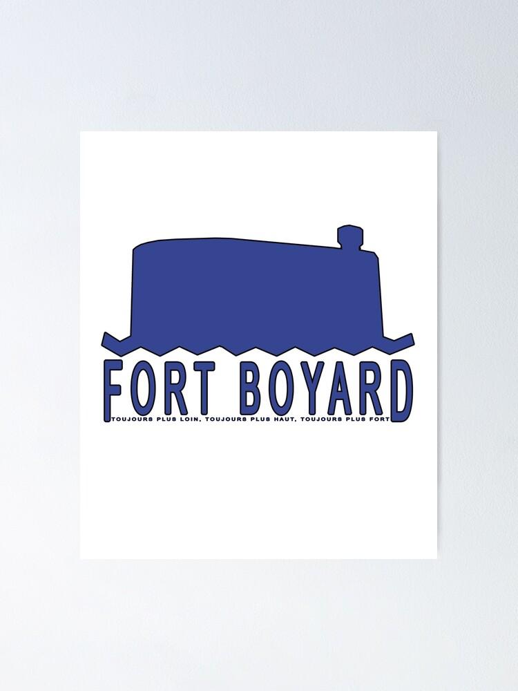 Toujours Plus Loin Toujours Plus Haut Toujours Plus Fort : toujours, Boyard, T-shirts