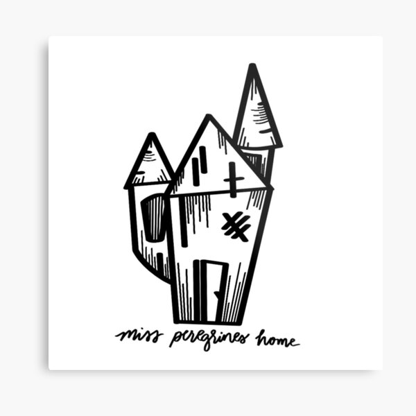 Miss Peregrines Home For Peculiar Children Wall Art