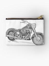 Lujo Dibujos De Harley Davidson Elaboracin