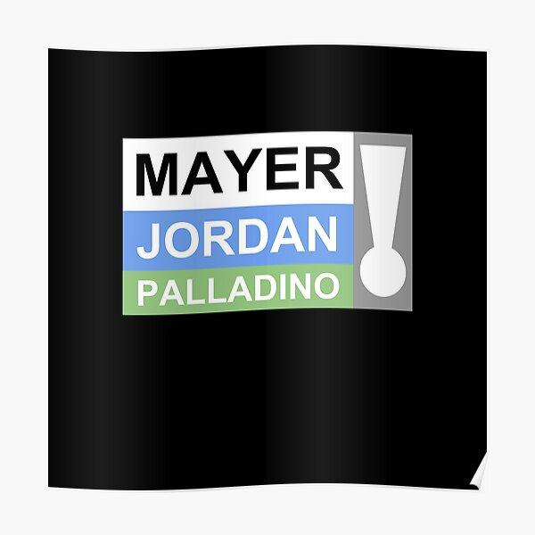 john mayer trio posters redbubble
