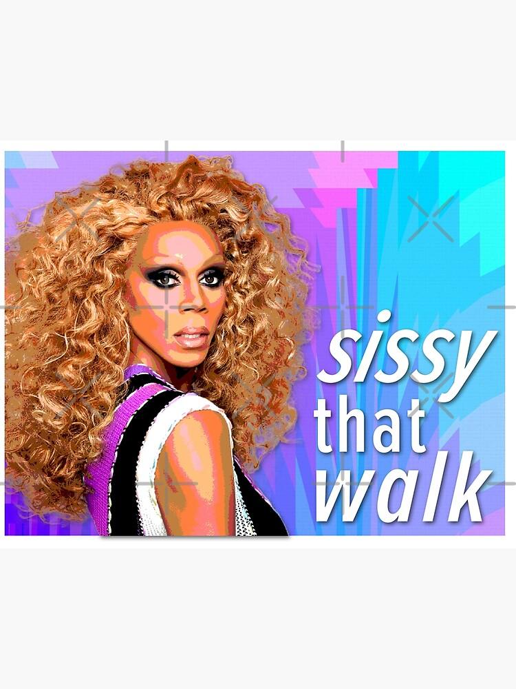 Rupaul Sissy That Walk : rupaul, sissy, RuPaul:, Sissy, Walk