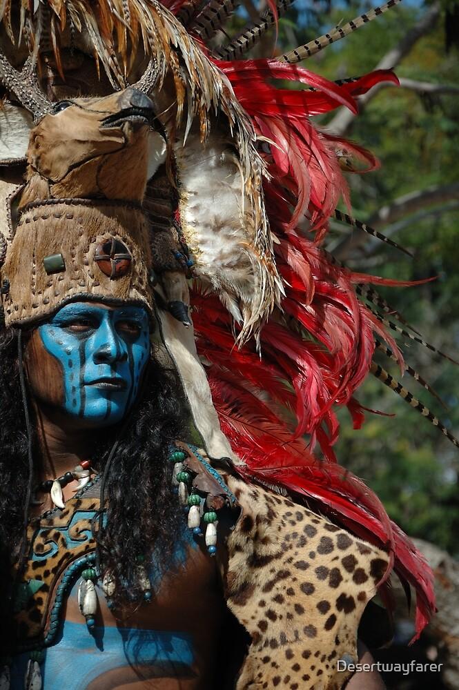 Mayan WarriorYucatanMexico by Desertwayfarer  Redbubble