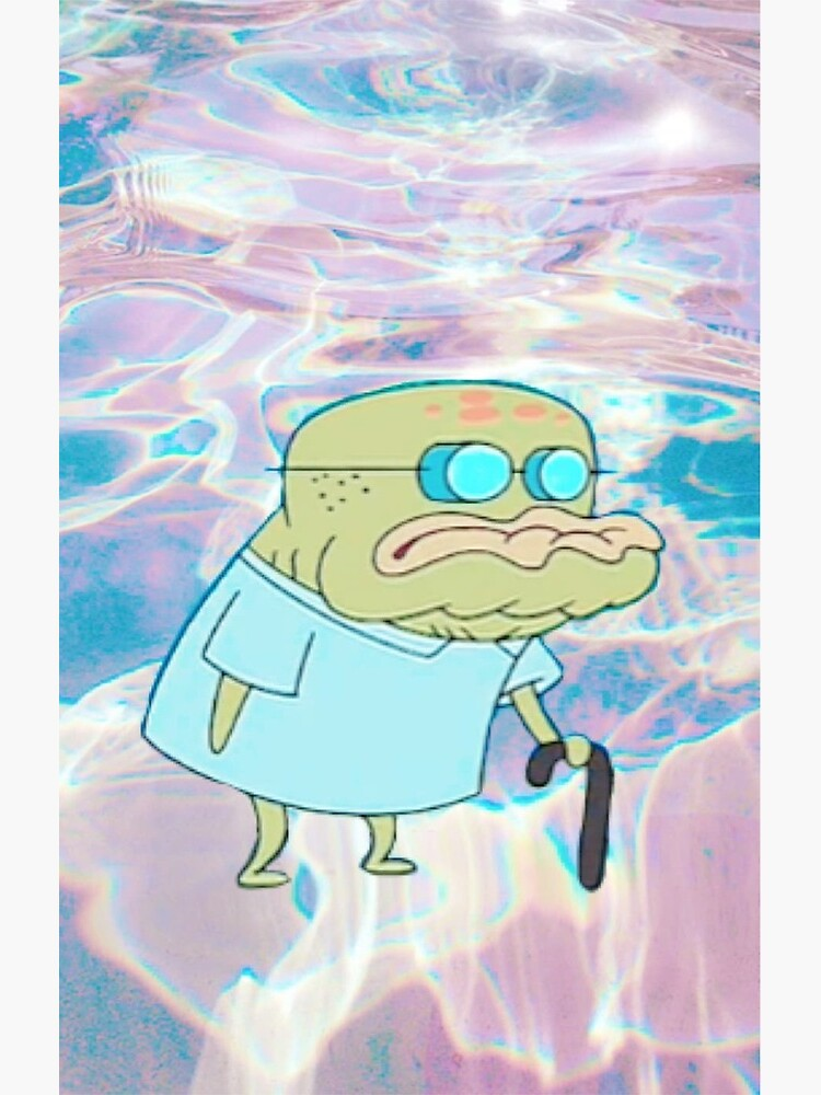 Spongebob Grandpa : spongebob, grandpa, SpongeBob, Squarepants, Aesthetic, Grandpa