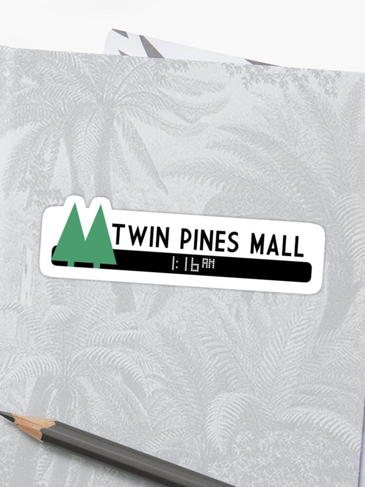 twin pines mall logo