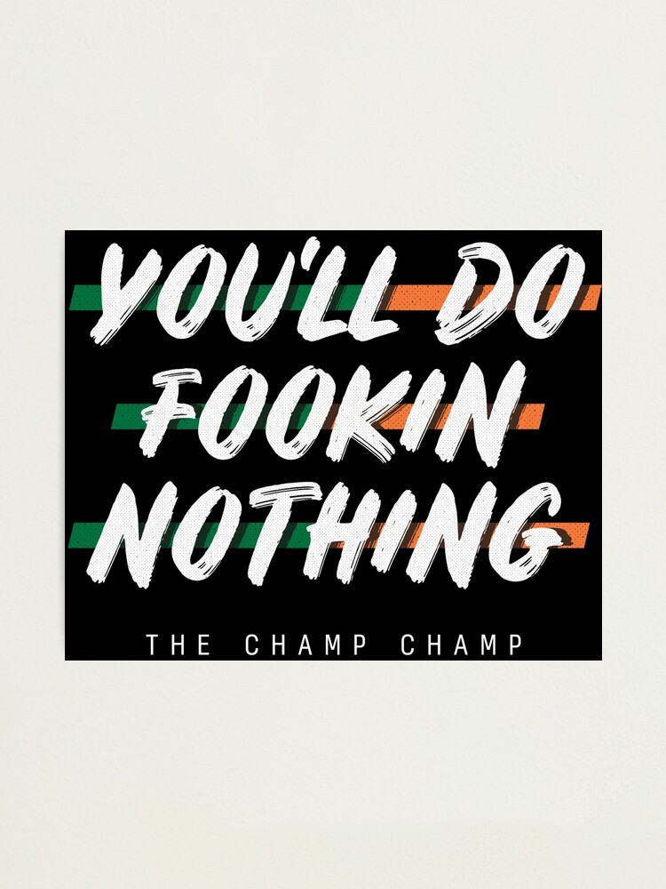 Conor McGregor - You'll do nuttin compilation - YouTube