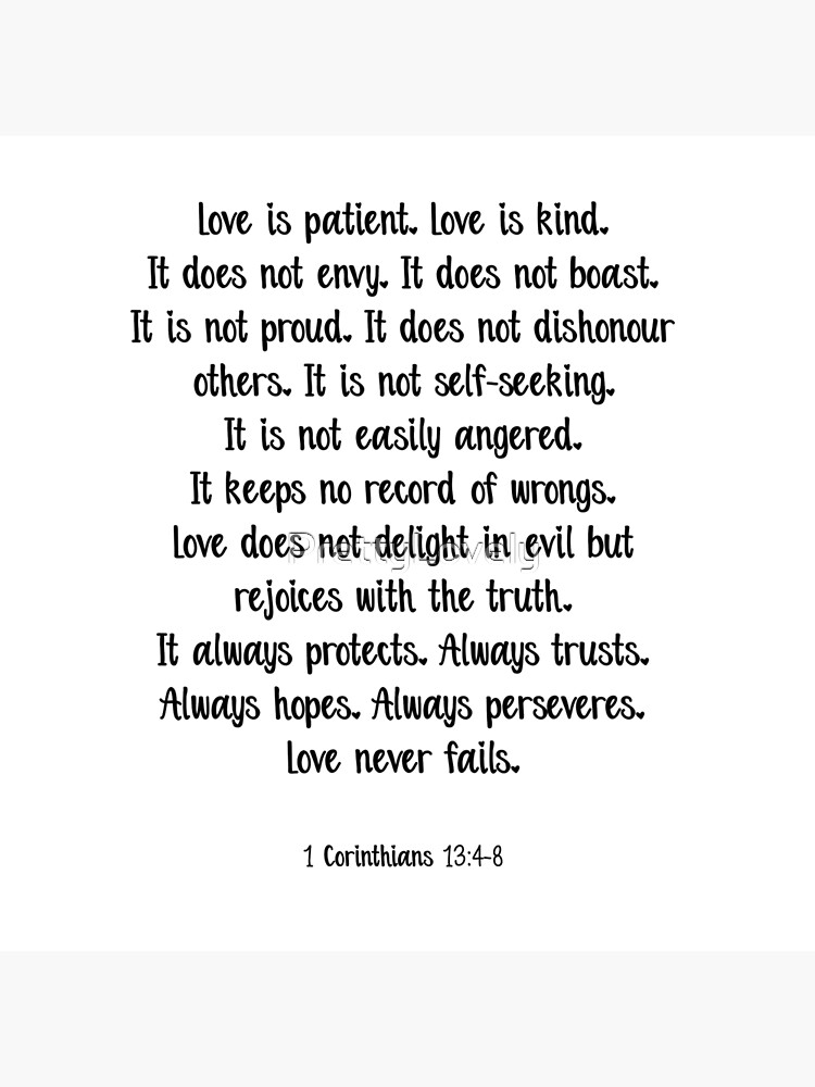 Love Is Kind Quote : quote, Patient, Quote