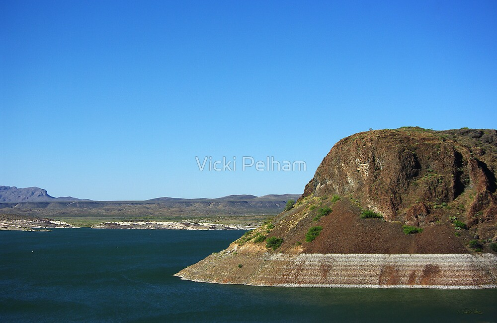One Fine Day at the Butte  Elephant Butte Lake New