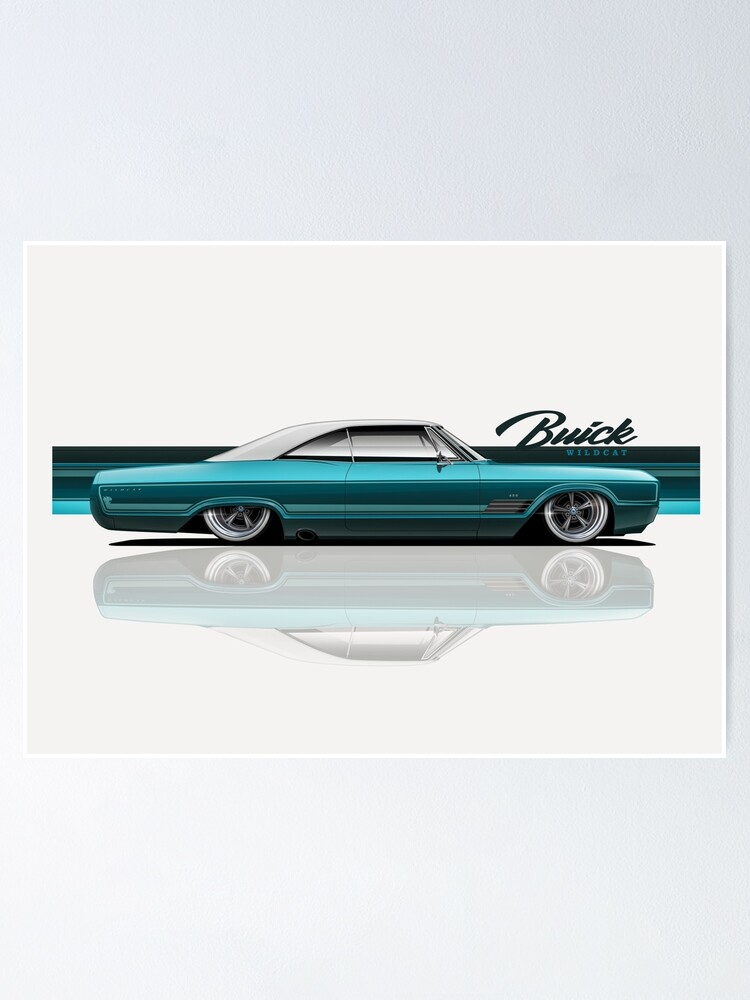 1966 Buick : buick, Buick, Wildcat, Custom
