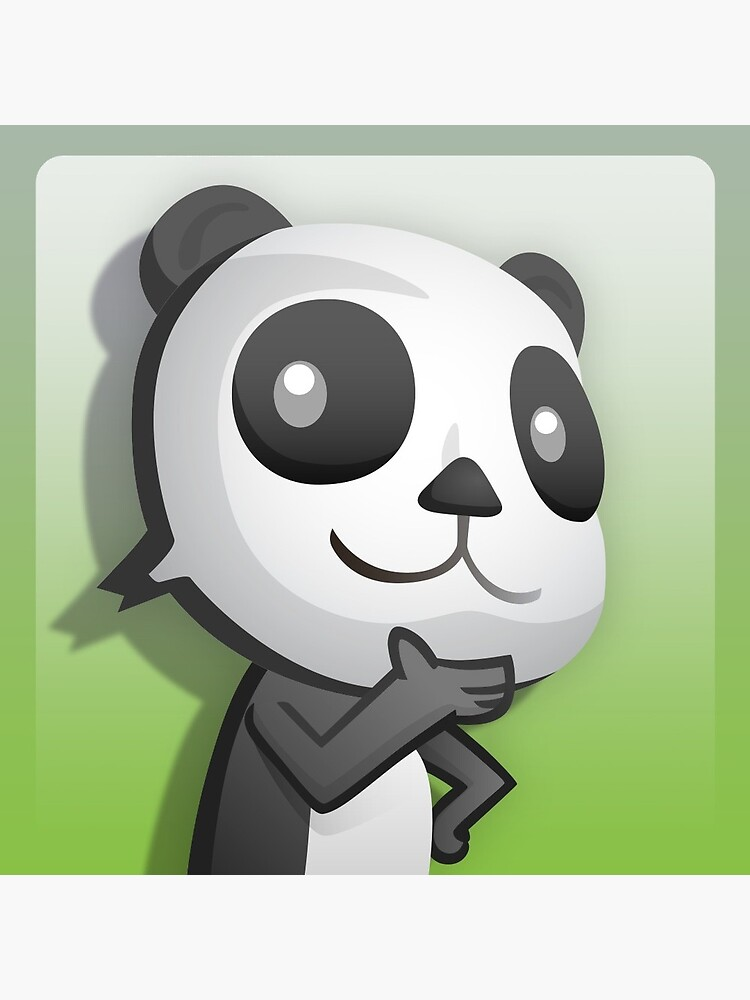 Xbox 360 Profile Pictures : profile, pictures, Panda, Gamer, Greeting, ThirstyLyric, Redbubble