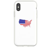« Carte du drapeau américain », Posters par frostyourlife