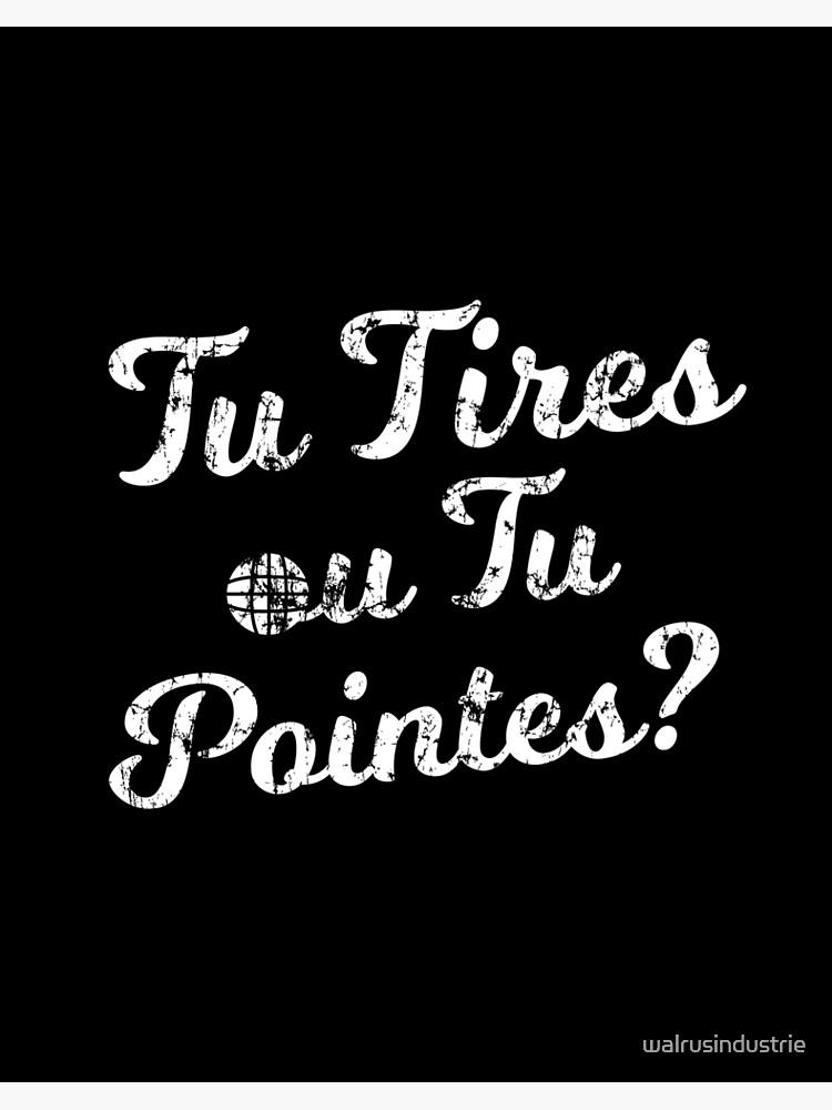 Tu Tires Ou Tu Pointes : tires, pointes, Tires, Pointes, Petanque, Aficionado