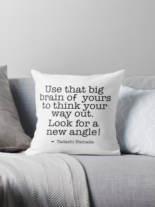 quotBig Hero 6 Tadashi quotequot Throw Pillows by Sunflower