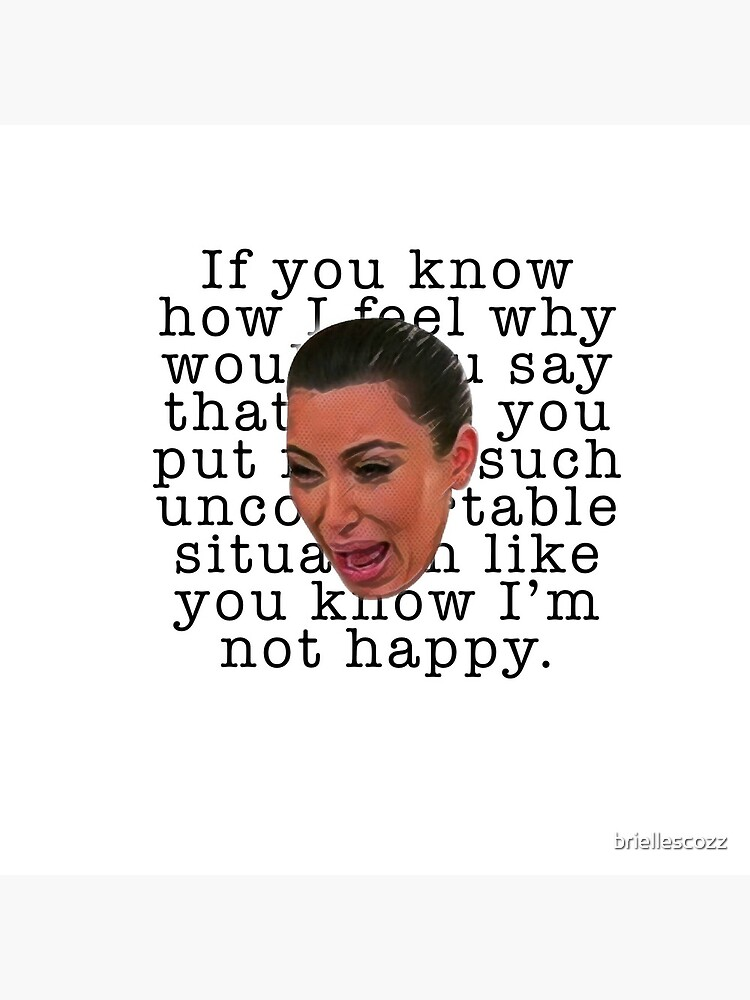 Kim Kardashian You Know How I Feel : kardashian, Kardashian, Crying, Feel