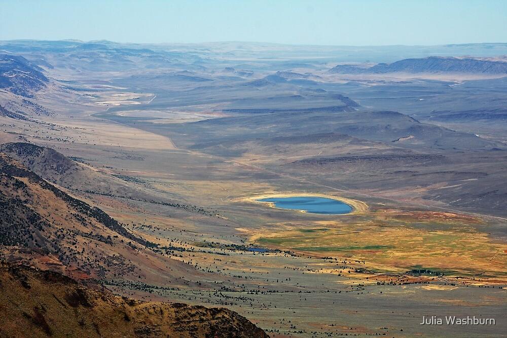 South Eastern Oregon Desert by Julia Washburn  Redbubble
