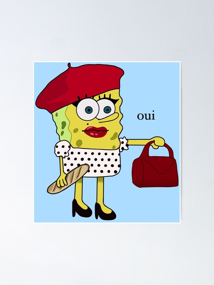 Photos De Oui-oui : photos, oui-oui, French, Spongebob, (With, Oui)