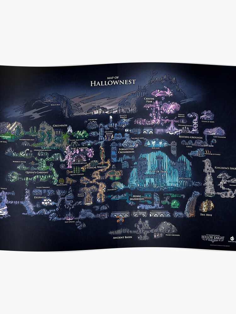 Hollow Knight Mask Shard Locations : hollow, knight, shard, locations, Hollow, Knight, Location, Catalog, Online