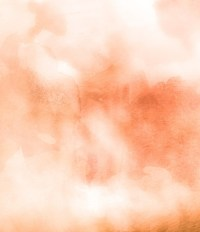 """Coral peach orange pastel ikat watercolor hipster ..."