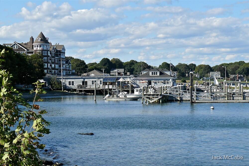Jamestown Marina  Conanicut Island  Rhode Island by Jack McCabe  Redbubble
