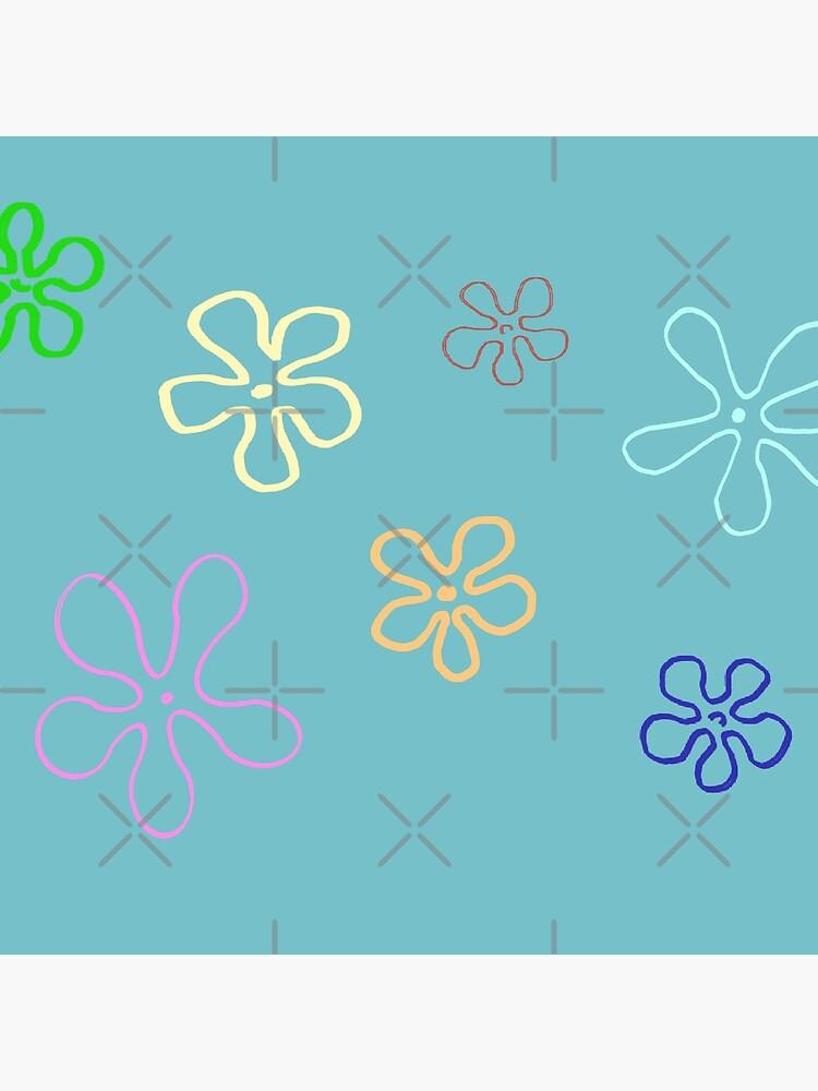 Sponge Bob Flowers : sponge, flowers, SpongeBob, Flowers
