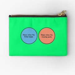 Diagram Of A Nerd 78 Ford Ignition Switch Wiring Venn Geek Funny Studio Pouches By Sayasiti Redbubble