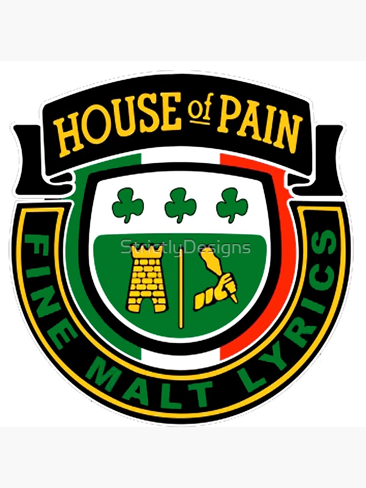 House Of Pain Logo : house, House, Lyrics