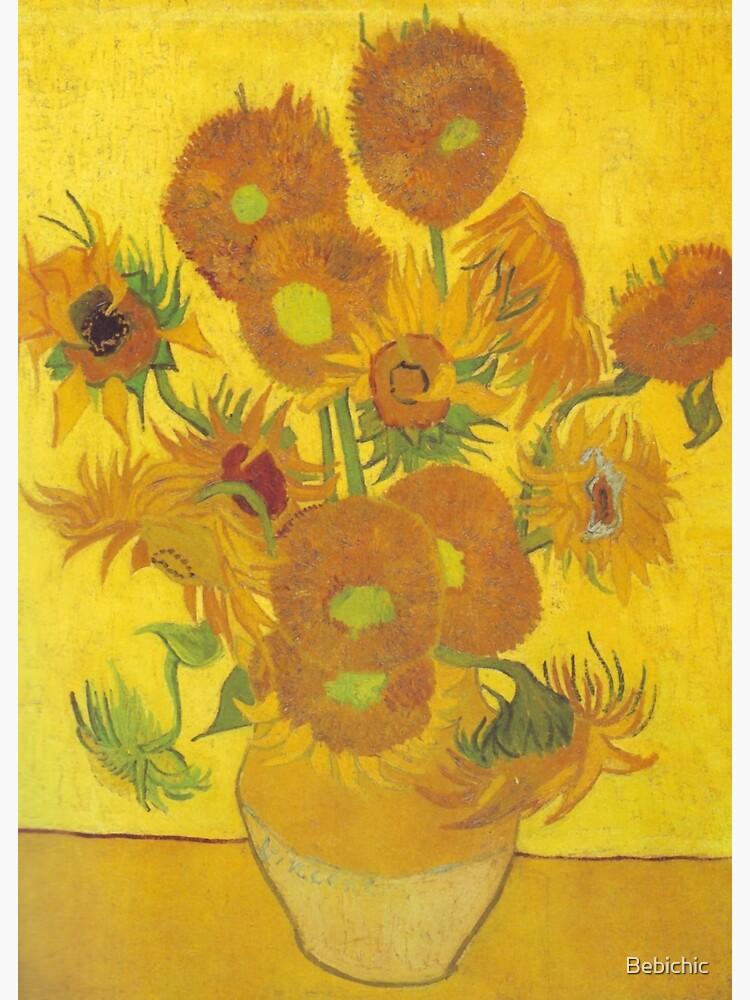 Les Tournesols De Van Gogh : tournesols, Tournesols, Vincent, Painting, Quinze, Tournesols