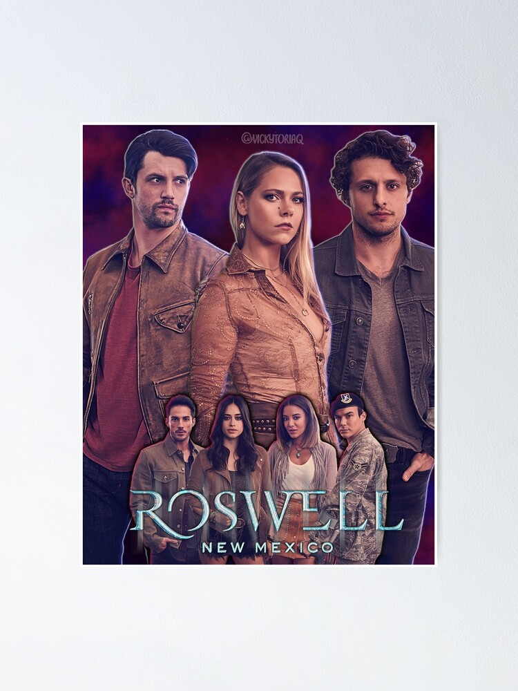 roswell new mexico poster poster by vickytoriaq redbubble