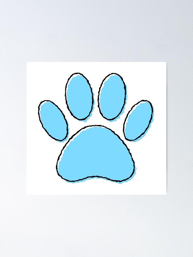Puppy Paw Drawing : puppy, drawing, Puppy, Drawing