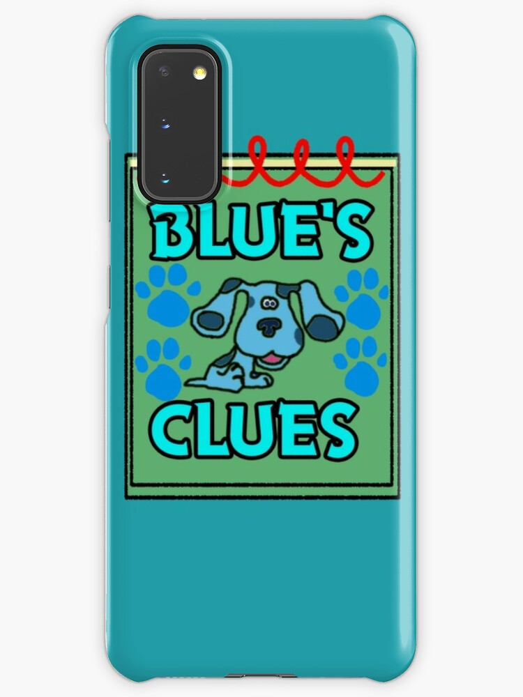 Blue's Clues Notebook Phone : blue's, clues, notebook, phone, Blue's, Clues, Handy, Dandy, Notebook, Blue