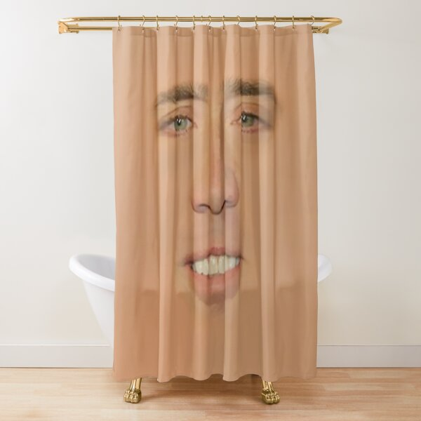 large shower curtains redbubble