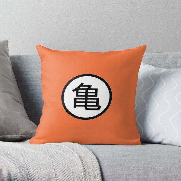 dragon ball pillows cushions redbubble