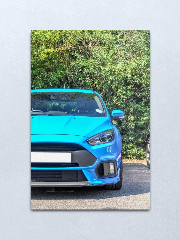 Ford Focus Rs Blue : focus, Focus, Nitrous, Blue