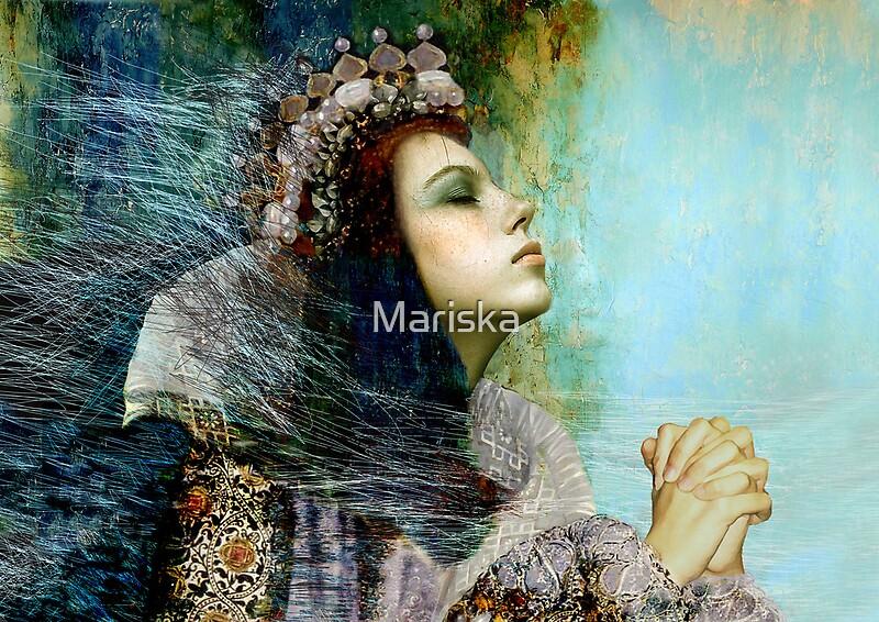 Tears of the Pray by © Mariska