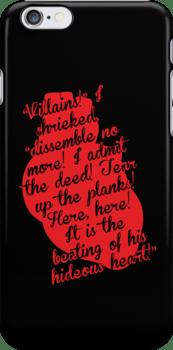 The Tell-Tale Heart by Edgar Allan Poe by Ebonrook