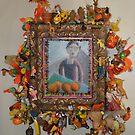 Levitating Oranges Of Borneo - Framed