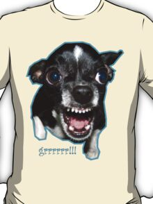 Chihuahua Puahua! Shirt. The mighty little pooch, Chihuahua Power.