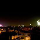 Fireworks in Baltimore by joesterne